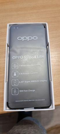 Telefon mobil OPPO Reno 4 Lite, Dual SIM, 128GB, 8GB RAM, 4G, Magic Bl
