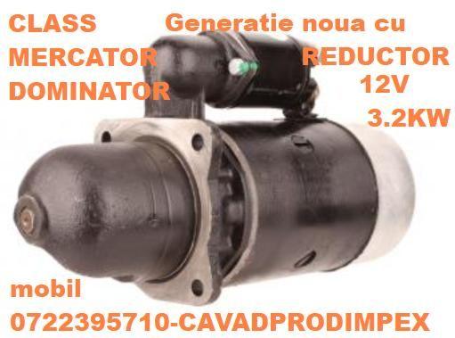 Electromotor NOU cu reductor combine CLASS de 3.2kw perkins
