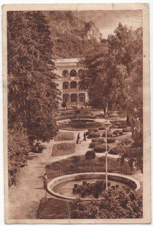Băile Herculane RPR - Parcul - 1951