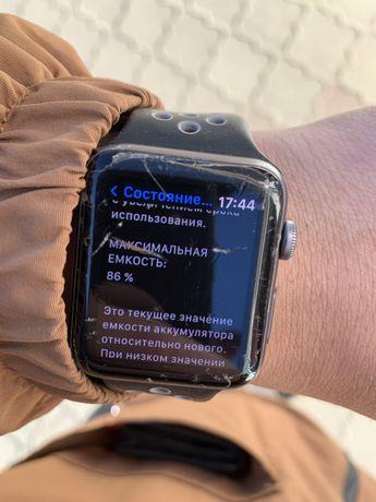 продам apple watch 3series 42