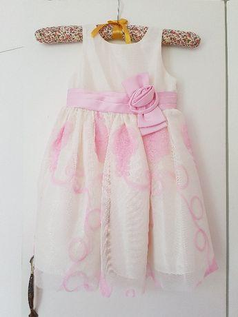 Официална детска рокля за шаферка/кръщене 3-4г Jayne Copela