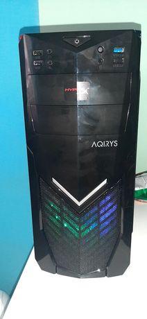 PC Gaming (Ryzen 5 3600 4.1 Ghz)+(RX 570 Red Dragon)+(8GRam-4X2)