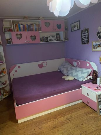 Dormitor fetita