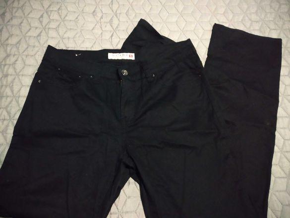 Нов, черен панталон за лятото ХL
