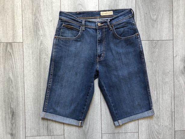 Pantaloni Scurti de Blugi WRANGLER Barbati | Marimea 31 (78 cm)
