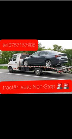 Tractări auto Non-Stop
