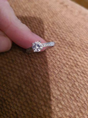 Кольцо серебреное