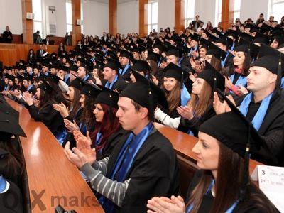 Дипломиране!Академични шапки