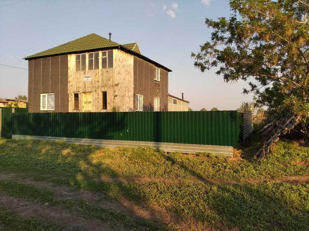 Продам двухэтажный дом, с. Архангельское