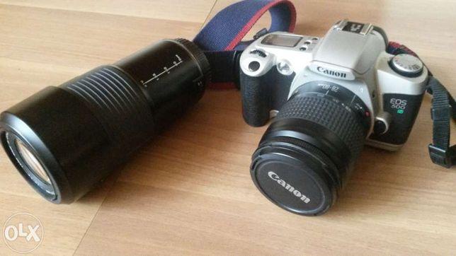 Vând Canon EOS500