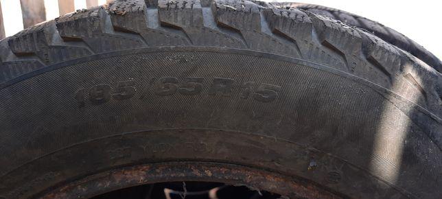 Зимние шины шипованные