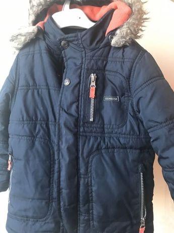 Демисезонная куртка мальчику на 6 лет