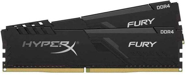 Оперативная память HyperX Fury 2x16 ГБ DDR4 (HX426C16FB3K2/32)