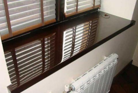 Замена подоконников без замены окна