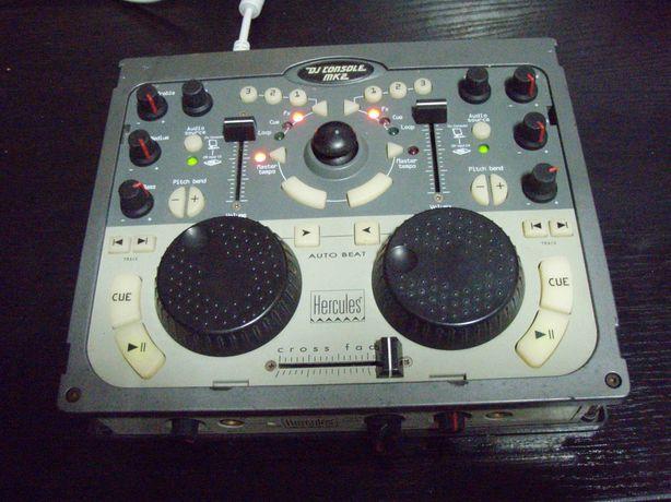 Consola mixaj Hercules DJ Console MK2