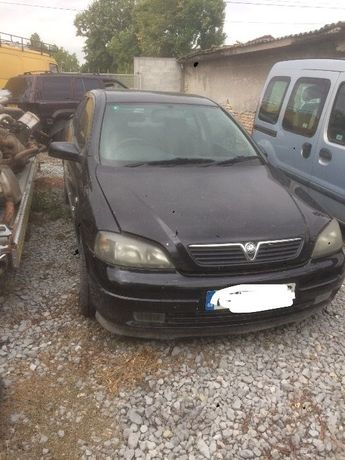 Opel Astra 1.8, 2002г , На Части