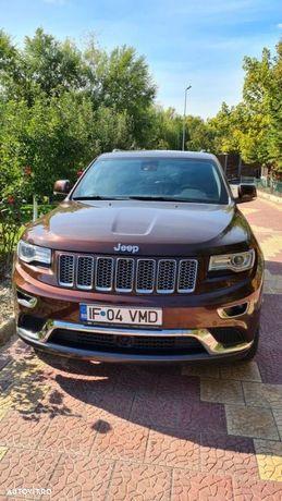 Jeep Grand Cherokee achiziționat din România model summit