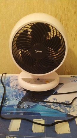 Вентилятор новый.