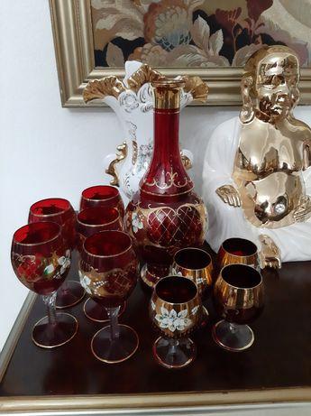 Посуда, вазы Италия Богемия