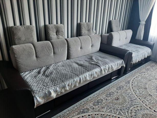 Продам диван и мини-диван