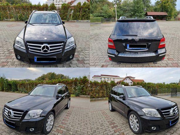Mercedes GLK 220 CDI 4-Matic BlueEfficiency Unic Prop VARIANTE !!!