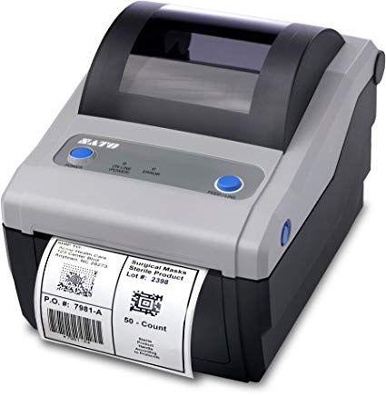 Баркод принтер - лейбъл принтер - Sato CG408