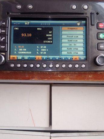 Radio cd,gps,telefon fiat