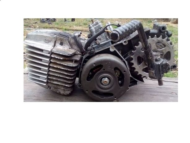 Motor moped TOMOS