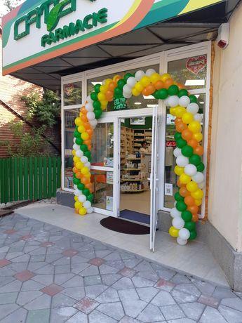 Baloane, arcade, aranjamente tematice