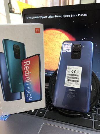 Xiomi Redmi Note 9 3/64GB Рассрочка на 8 месяцев