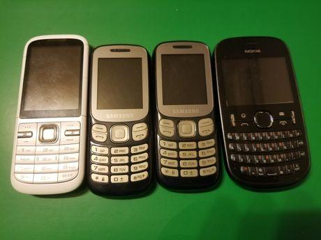 Samsung B312 EH / Nokia 201 / Zte Tara3G