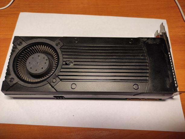 Видео Карта GeForce GTX 660