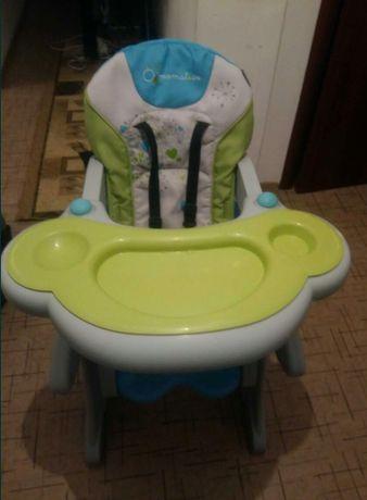 Детский стул-трансформер