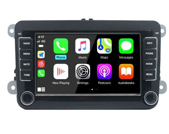 OFERTA Navigatie cu Android dedicata - VW Seat Skoda - WiFI Bluetooth