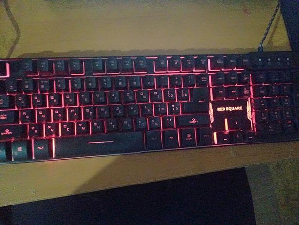 Клавиатура red square