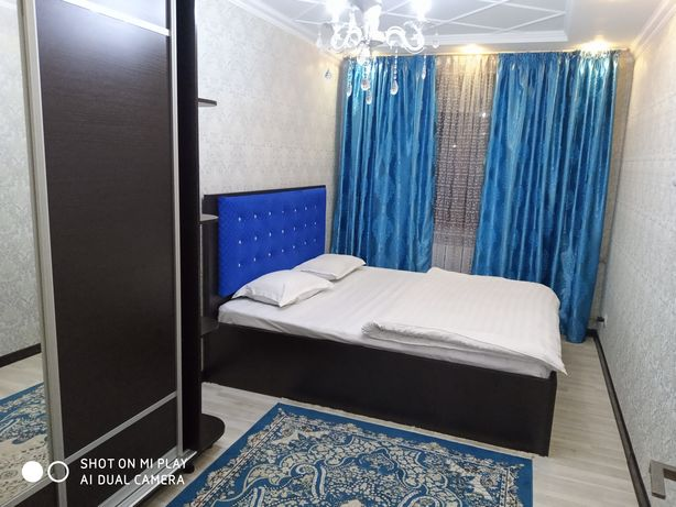 Возле Shimkent plaza сдается элитная 2х комн квартира.