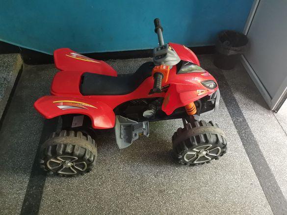Детско акумулаторно ATV