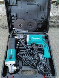 Ъглошлайф флекс Makita 710w+ бормашина Макита 710w комплект в куфар