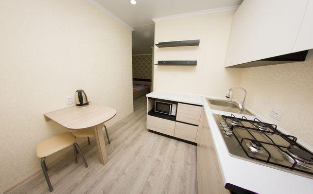 1 Ком. Квартира Посуточно Люкс от Vita Haus. Р-н: Тайга. КТВ / Wi-Fi.