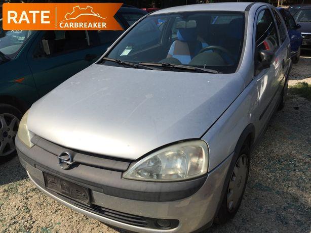 Dezmembrari Opel Corsa C 1.2 16V 2000-2005
