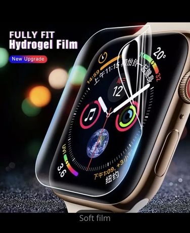 5D Hydrogel протектор за Apple Watch Iwatch 40 mm 42 mm 44 mm 4 5 6 se