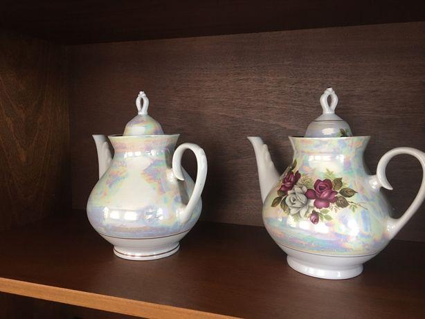 чайники советский фарфор