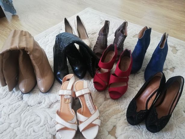 Продам женскую обувь в отличном состоянии