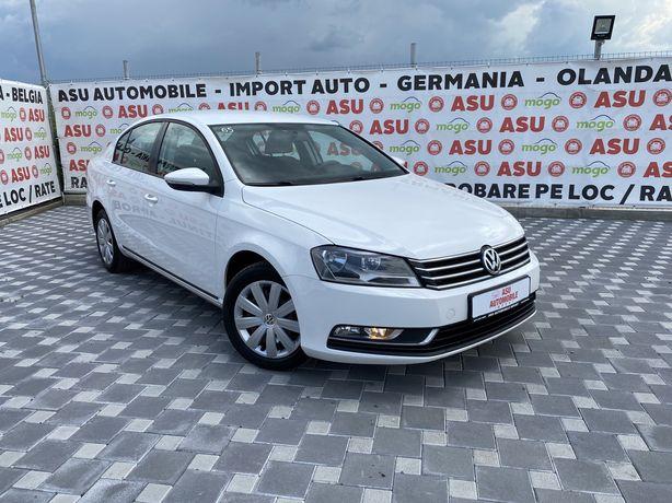 VW PASSAT 06/2012-1,6 TDI-RATE 0%avans,clima,navi,manuala,euro 5