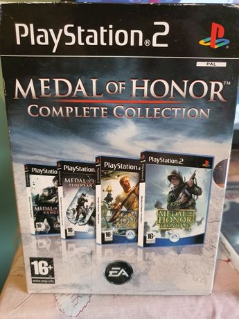 Seria Medal of Honor PS2