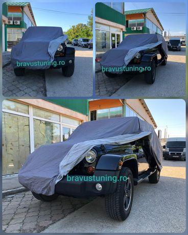 Husa auto prelata Jeep-Range Rover-Land Cruiser-Phantfinder-Pajero