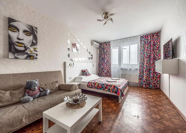 Долгосрочная аренда 1 комнатной квартиры.