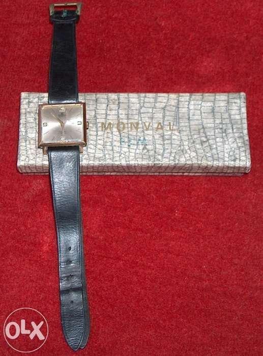 Cornavin, ceas elveţian din anii '60