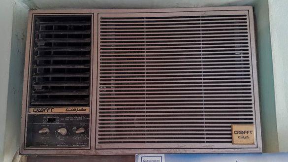 CRAFFT window air conditioner климатик