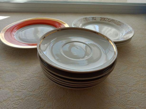 Продам тарелки производство СССР.